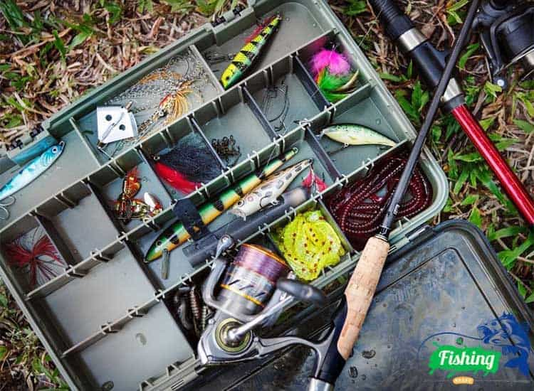fishing tackle box