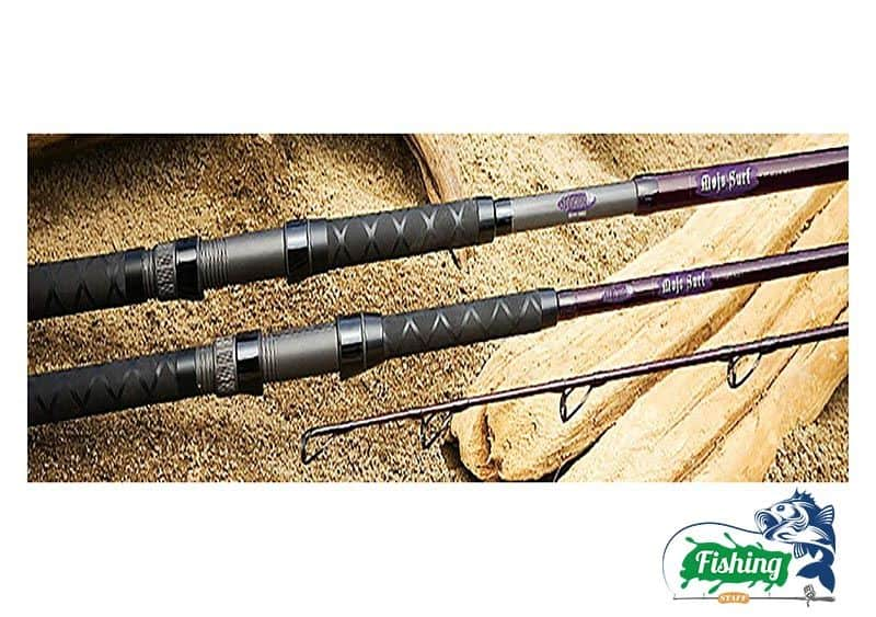St. Croix Mojo Surf Spinning Rods