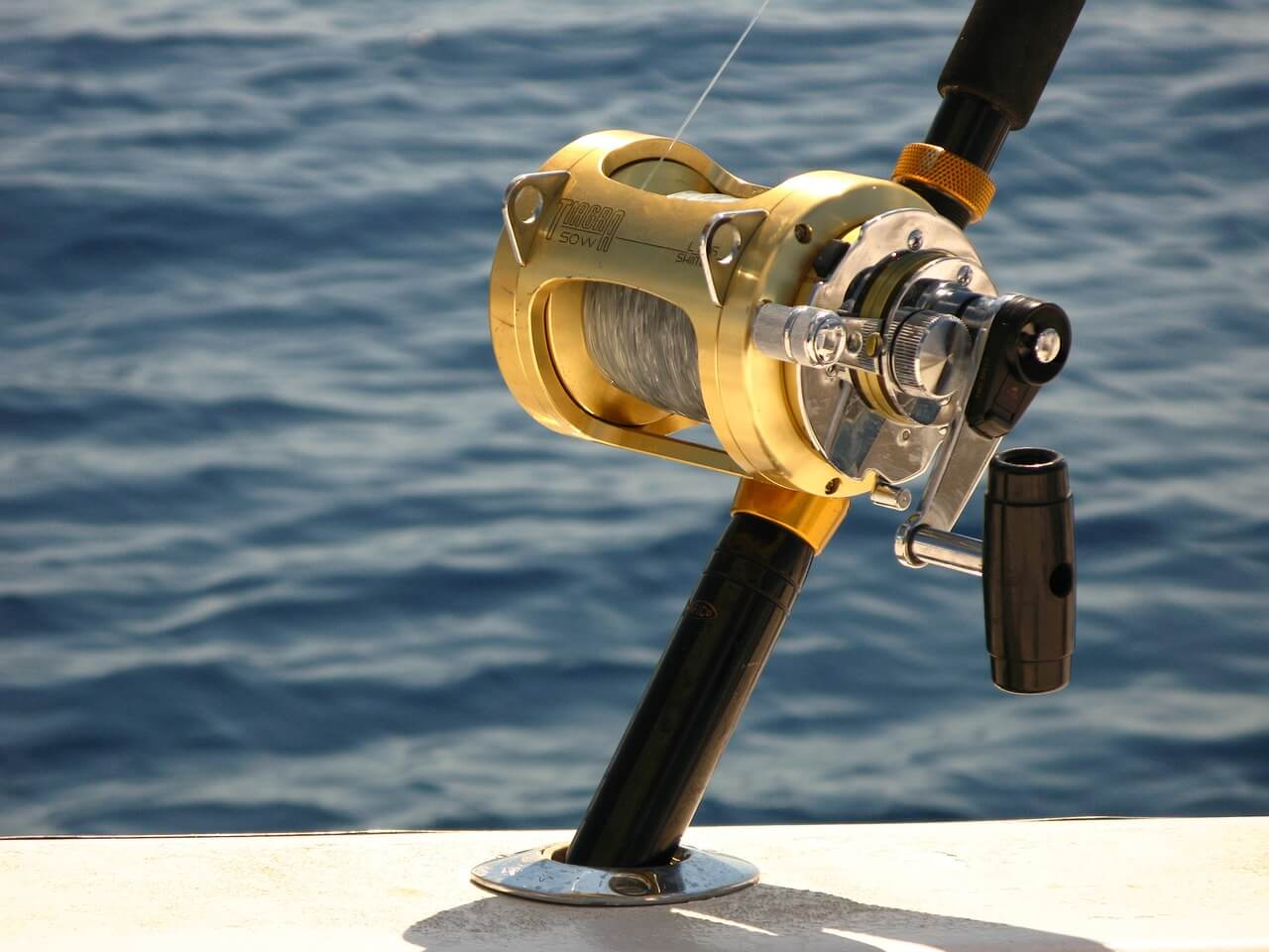DEEP SEA FISHING REELS