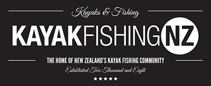 Kayak Fishing NZ