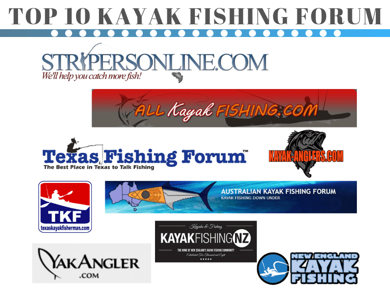 TOP 10 KAYAK FISHING FORUM
