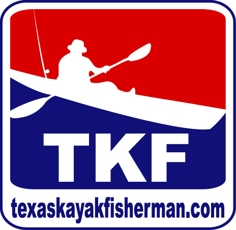 Texas kayak fisherman
