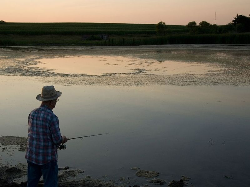 Nebraska fishing regulation