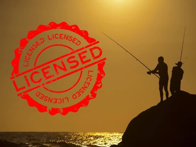 New Mexico fishing license