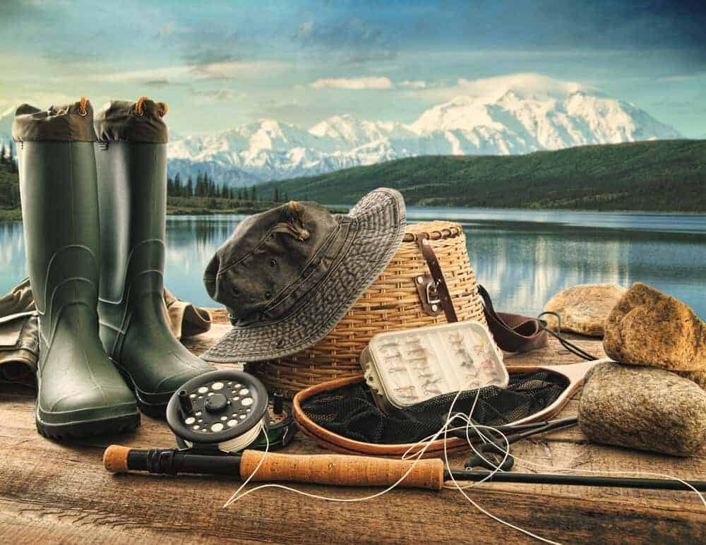 Choosing essential fly fishing gear is a fairly important section