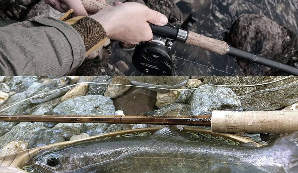 Which is the best Fiberglass or Graphite Fishing Rod?